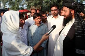 Karim Khan interviewed in Wounds of Waziristan