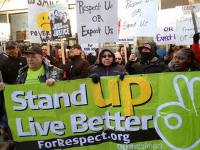 Chicagoans join Walmart workers in this year's Black Friday day of action