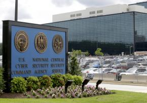 NSA headquarters in Fort Meade, Md.