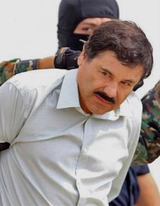 Joaquín Guzmán Loera, alias El Chapo Guzmán