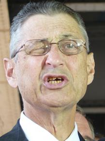 New York State Assembly Speaker Sheldon Silver