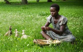 Lupita Nyong'o in 12 Years a Slave