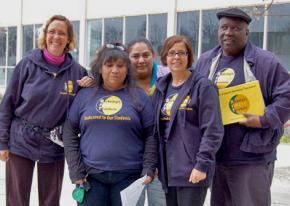 Members of the Berkeley Federation of Teachers