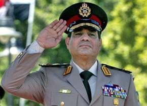 Gen. Abdul-Fattah el-Sisi
