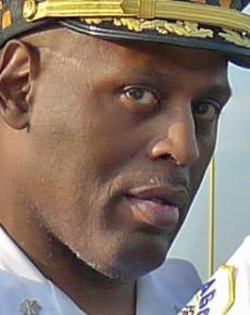 Chicago police commander Glenn Evans