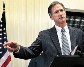 Judge Gary Norton who sentenced Jennifer Whalen