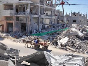 The ruins of Gaza after Israel's onslaught