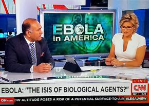 CNN whips up the hysteria about Ebola