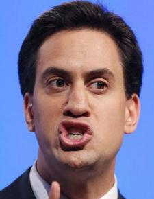 Labour Party leader Ed Milliband