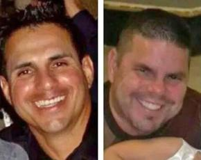 Gilbert and Robert Tisnado, victims of a deadly leak at a DuPont chemical plant