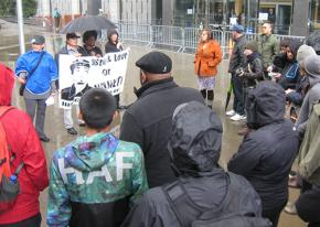 Activists rally for justice for Alex Nieto