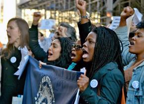 Legal aid workers are joining their voices with the Black Lives Matter movement