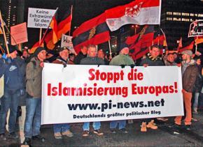 PEGIDA's anti-Muslim mobilizations originated in Dresden