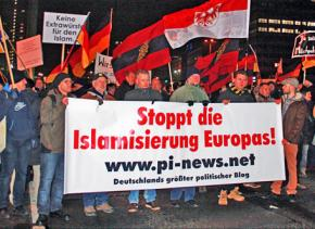 PEGIDA's anti-Muslim mobilizations originated in Dresden
