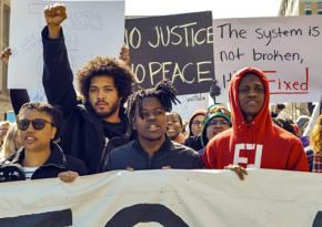 Madison marches to demand for justice for Tony Robinson