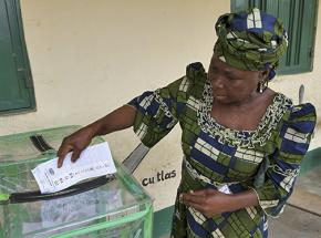 Elections in Nigeria have already been delayed once