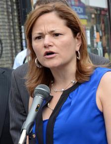 New York City Council Speaker Melissa Mark-Viverito