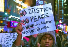 New Yorkers march against police murder and impunity