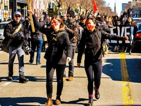 Quebec students return to the streets in mass protests
