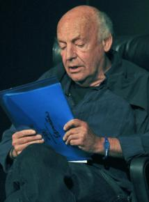 Eduardo Galeano reading from his last book Children of the Days