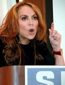 Profesional Islamophobe Pamela Geller