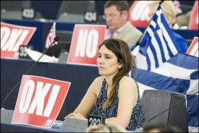 Debating austerity in Greece in the European Parliament