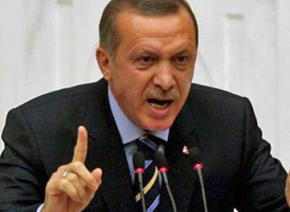 Turkey's Presient Recep Tayyip Erdoğan
