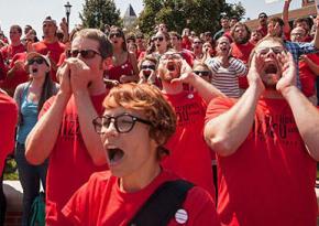 Graduate employees organizing at the University of Missouri