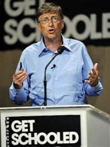 "Bill Gates opining on education ""reform"""
