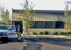 A Planned Parenthood building was set on fire in Pullman, Washington