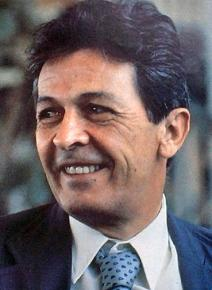 Enrico Berlinguer of the Italian Communist Party