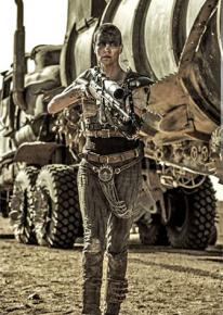 Imperator Furiosa in Mad Max: Fury Road