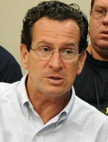 Connecticut Gov. Dannell Malloy