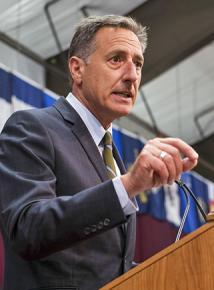 Vermont Gov. Peter Shumlin