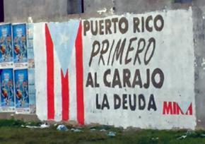 Puerto Rico's workers are being asked to pay for the debt crisis