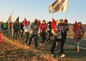 Farmworkers on the march for justice