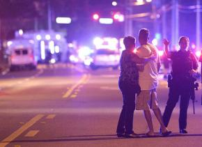 In the early morning hours after the Pulse nightclub massacre in Orlando