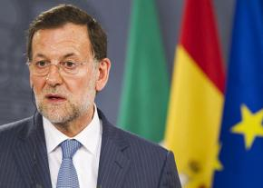 Spain's incumbent Prime Minister Mariano Rajoy