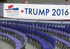 The Republican National Convention site