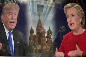 An NBC News segment on supposed Russian influence over the U.S. presidential race