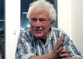 Revolutionary writer and activist John Berger in 2009