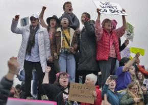 Millions came out on January 21 to show their opposition to Trump