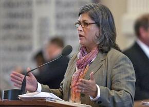 Texas State Rep. Jessica Farrar