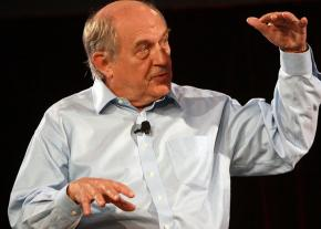 "Charles Murray speaks at the annual ""Freedom Fest"" conference in Las Vegas"