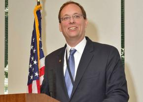 Office of the Comptroller of the Currency head Keith Noreika