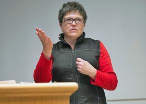 Professor Dana Cloud