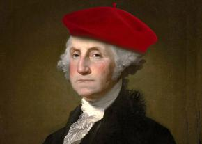 Was George Washington a French agent?