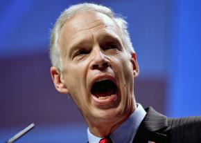 Sen. Ron Johnson of Wisconsin
