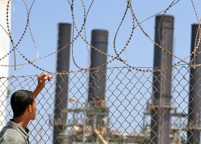 The open-air prison of Gaza