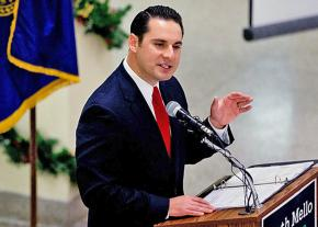 Anti-choice Nebraska Democrat Heath Mello